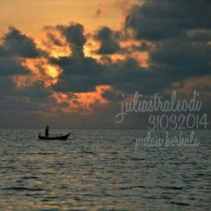 sunrise berhala island