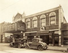 Washington Theater and Skydome. (1925) Missouri History Museum