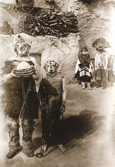 Ancient Hopi Rituals and Ceremonies
