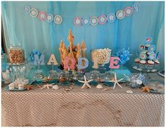 stem * fabulous parties start here *: Swimming in Details