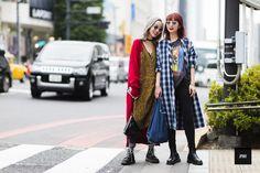 Aya Suzuki and Ami Suzuki