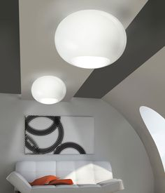 General lighting | Ceiling-mounted lights | Noa | LUCENTE. Check it out on Architonic