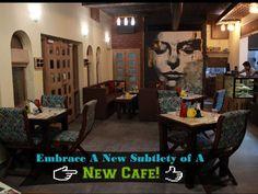 Embrace a new subtlety of a new cafe! Address: C-288, Near TPS School, Vaishali Nagar Call: 400 5999 #Food #Cafes #RockTheSalt #Mexican #Chinese #Italian #CityShorJaipur