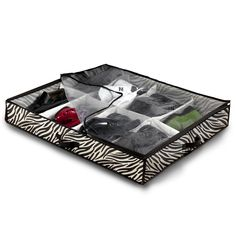 Marimac Zebra Underbed Storage For Shoes