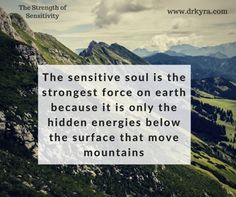 The Strength of Sensitivity Strong Force, Below The Surface, Move Mountains, Sensitivity, Strength, Lettering, Calligraphy, Letters, Character