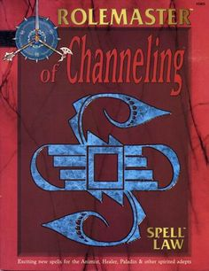 Product Line: Rolemaster  Product Edition: RMFRP  Product Name: Spell Law: Of Channeling  Product Type: RPG Rules  Author: ICE  Stock #: 5803  ISBN: 1-55806-553-9  Publisher: ICE  Cover Price: $14.00  Page Count: 112  Format: Softcover  Release Date: 1999  Language: English