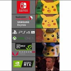😲 I'm loving these RTX memes Switch Nintendo, Just Video, Loose Weight Fast, Public Information, Gaming Rules, Samsung, Self Promotion, Meme Template, Im In Love