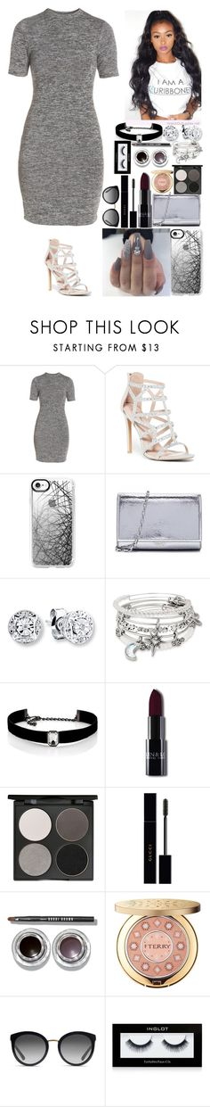 """im back"" by rider4life12 ❤ liked on Polyvore featuring French Connection, Top Moda, Casetify, Michael Kors, Alex and Ani, Kenneth Jay Lane, Gorgeous Cosmetics, Gucci, Bobbi Brown Cosmetics and By Terry"