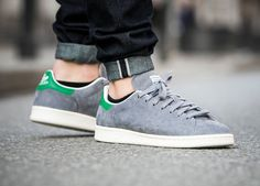 Adidas Stan Smith Suede 84 Lab (Grey/White) post image