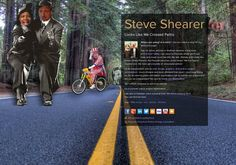 Steve Shearer's page on about.me – http://about.me/steveshearer