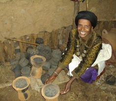 INBAR Homepage. Bamboo charcoal briquettes in Ethiopia.