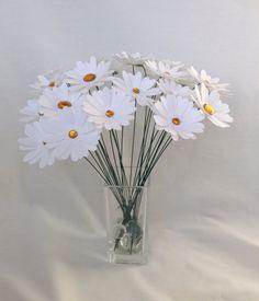 paper daisy inspiration