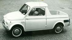 Fiat 500 Ziba 1962