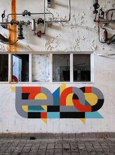 Eko #eko #streetart #urbanart
