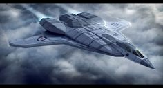 Columbia Shipyards Osprey-class courier by AdamKop on @DeviantArt