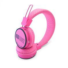 Brainwavz Kidwavz KV-100 Childrens Wireless Bluetooth Headphones 192504b43ea89