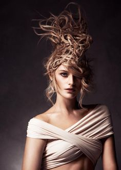 Plaited Pleasures by Lisa Muscat | Check out the full #hair collection at salonmagazine.ca