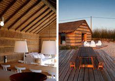 CasasNaAreia in Comporta, Portugal. Hotel/beach hut?