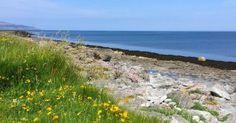 Flaggy Shore dans le Burren