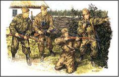 Mosin Nagant sniper rifles