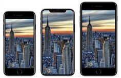 KGI report: Three new iPhones to launch simultaneously next month, iPhone 8 supplies limited Iphone 8 Plus, Iphone 7, Unlock Iphone, Apple Iphone, Ios Apple, Linux, Iphone 8 Release Date, Mobile Phone Comparison, Apple Logo