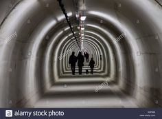 Image result for people walking tunnel
