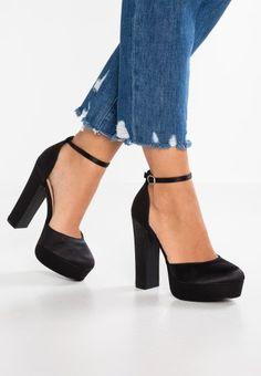 New Look Wide Fit WIDE FIT RYSON - High Heel Pumps - black für 31,95 € (03.03.18) versandkostenfrei bei Zalando bestellen.