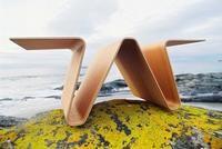 Multimøbel - Bord, avisholder eller kunstobjekt – valget er ditt. Papermaster fra Norway Says, signert Torbjørn Anderssen, er i ferd med å bli et norsk designikon.