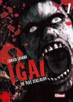 Igai - Manga série - Manga news