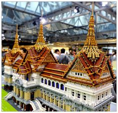 Grand Palace in Thailand by fvin&yan on Flickr