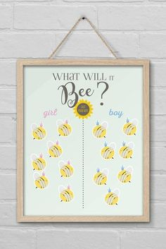 Gender Reveal Decorations To Inspire You - Tulamama Gender Reveal Themes, Bee Gender Reveal, Gender Reveal Party Decorations, Baby Gender Reveal Party, Gender Party, Bee Theme, Reveal Parties, Babyshower, Baby Bumble Bee