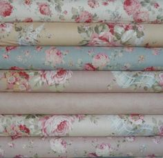 $38.50 per half yard bundle    Description: Antique Rose Half Yard Bundle   Designer: Lecien Fabrics  Collection: Antique Rose  Content: 100% Cotton  Width: 44/45 inches  Weight: Quilting/Apparel