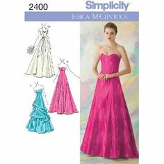 Prom Dress Fabric Patterns