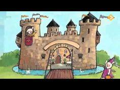 Jonge kinderen ... Ridders en kastelen. Leuk verhaaltje voor een introductie.