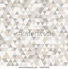 Seamless abstract background made of triangle elements.