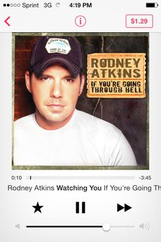 Watching you by Rodney Adkins