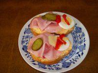 Výborná pomazánka na chlebíčky Pancakes, Eggs, Vegetables, Breakfast, Food, Morning Coffee, Essen, Pancake, Egg