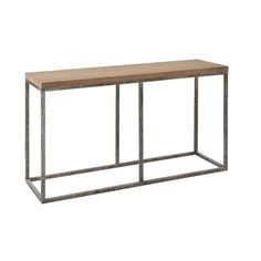A'melas Collection Sahara Console Table   AllModern