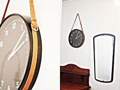 La maison d'Anna G.: DIY avec des ceintures en cuir