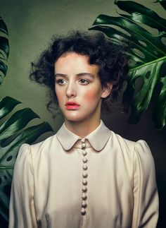 Interpretation on a Historic Beauty by Hugo Thomassen_______The Green Gallery #issue 4