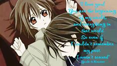 Vampire Knight, the trangling taboo of love between a pre-vampire and a pureblood