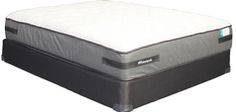 Mattresses and Bedding - Sealy St. James Park Cushion Firm Full Mattress and Boxspring