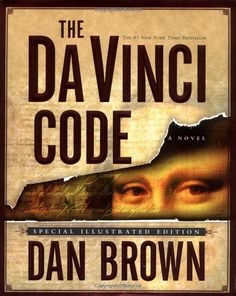 The Da Vinci Code by Dan Brown --- illustrated version --- still really like this book