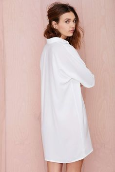 Hideaway Shirtdress   Shop Tops at Nasty Gal