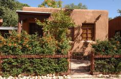 Private Homes, Historical Downtown Vacation Rental - VRBO 324589 - 1 BR Santa Fe Cottage in NM, 'Casa Pequena' a Casita in the Heart of Sant...