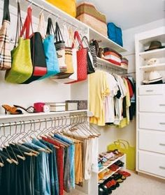 Operation Organization : Professional Organizer Peachtree City, GA : Give Things a 'Home' :: Bags & Backpacks
