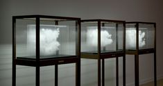 Single Cloud Collection by Leandro Erlich
