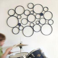 CIRCLES WALL DECOR BY WALLTER