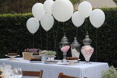 Sweet Table Odette&Manel. #sweettable #wedding #bodas #boda #sweet #dulces #globos #flowers #beauty #flores