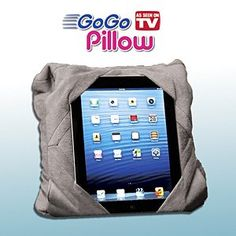 Amazon.com : go go pillow as seen on tv : Touch Screen Tablet Computer Stands : Computers & Accessories